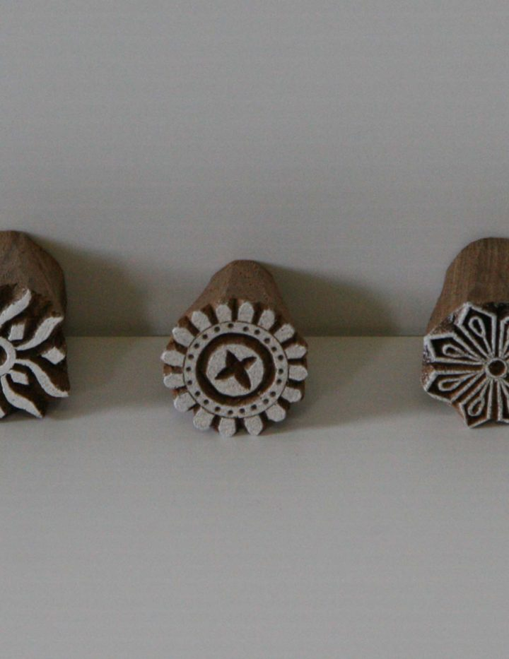 Small Round Stamp Set