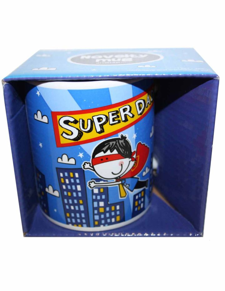 Super Dad Novelty Coffee Mug