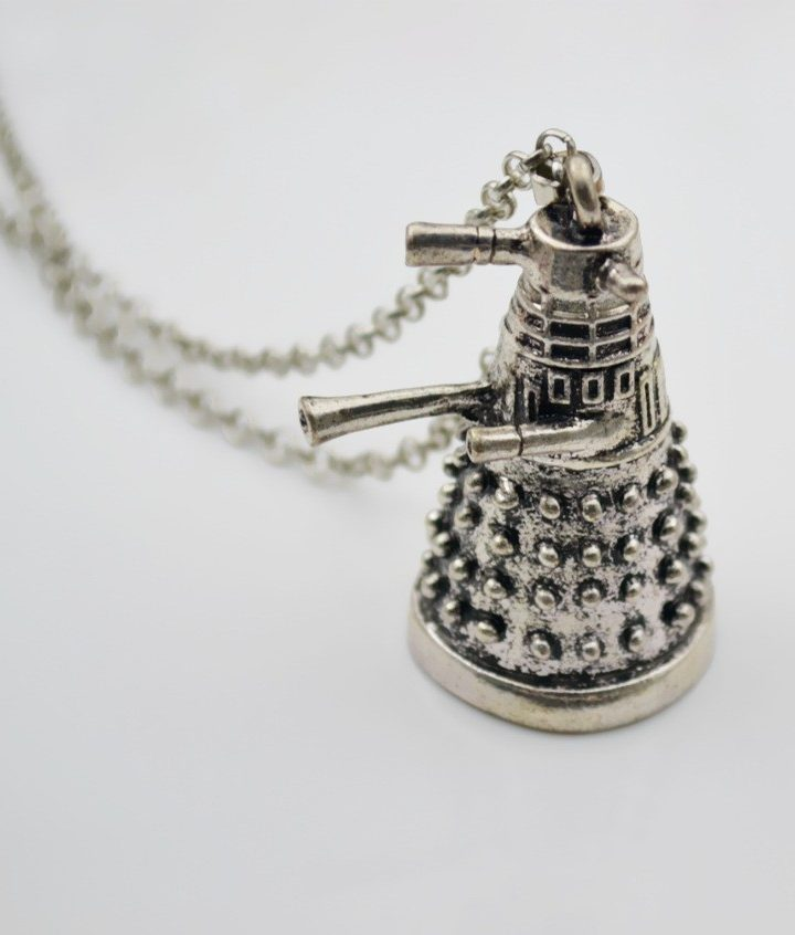 Dalek Doctor Who Pendant Necklace
