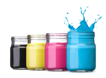 cmyk graphic design