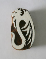 Dragon Stamp - Indian Hand Carved Wood Block