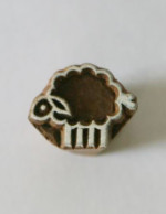 Sheep Stamp - Indian Hand Carved Wood Block