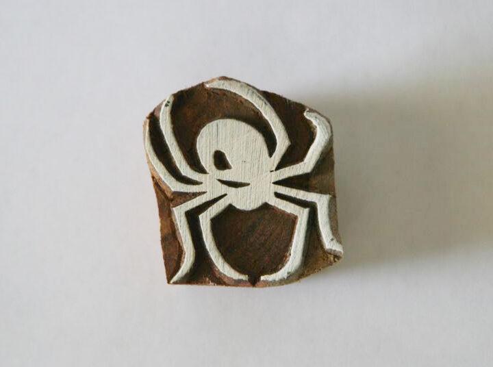 Spider Stamp
