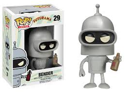 bender pop figure