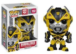 bumble bee pop figure