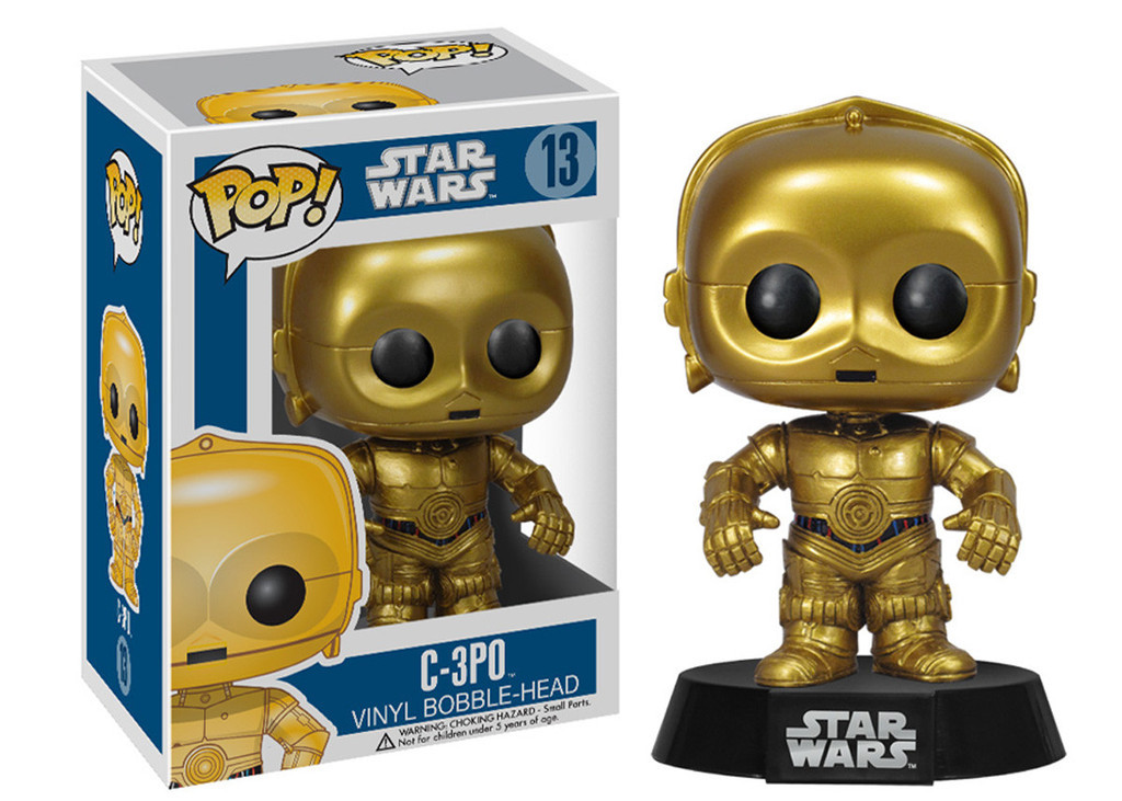 star wars pop figure
