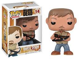 daryl pop figure