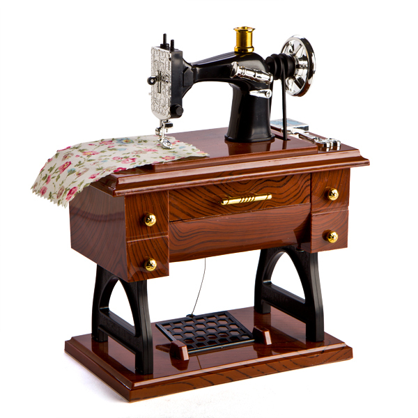 Animated Sewing Machine