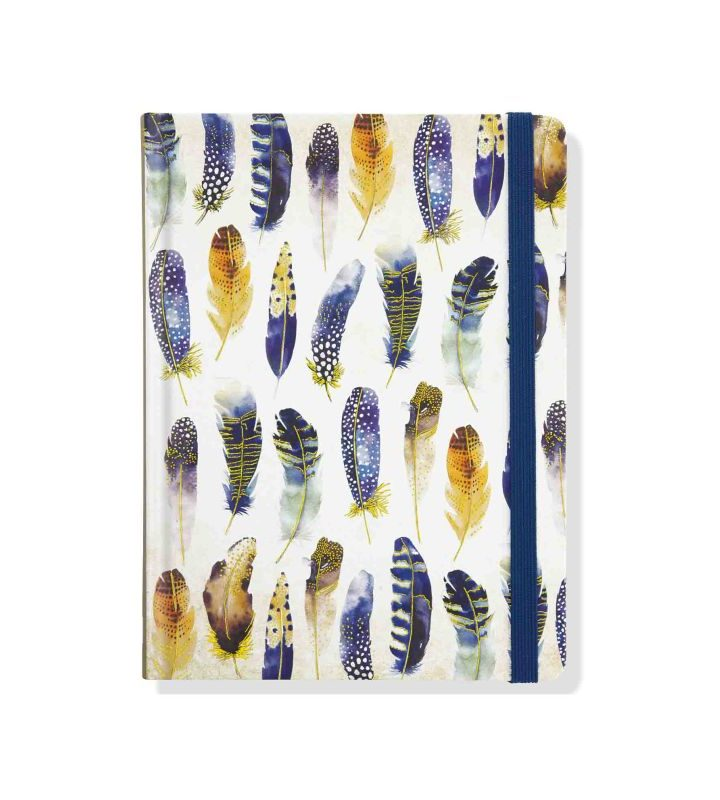 Feather Journal Note Book – A5 Size