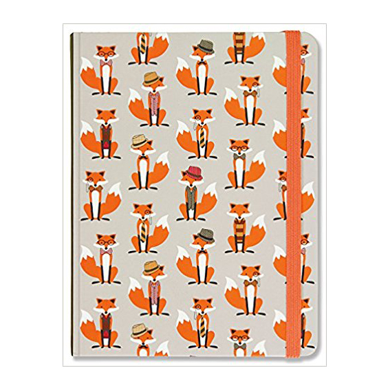 Fox Journal Notebook