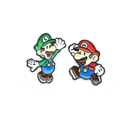 Mario Earring Studs