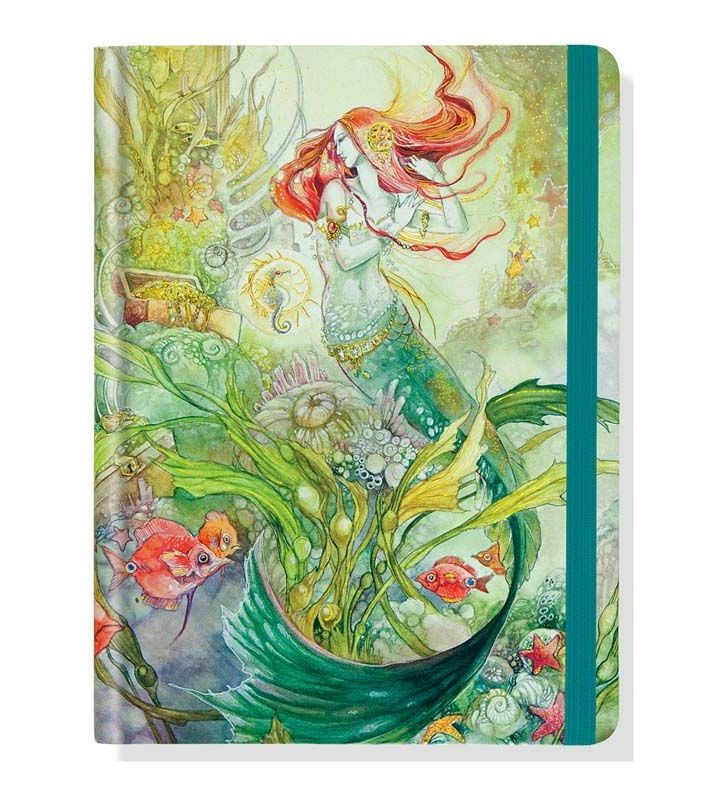 Mermaid Journal Note Book – A5 Size