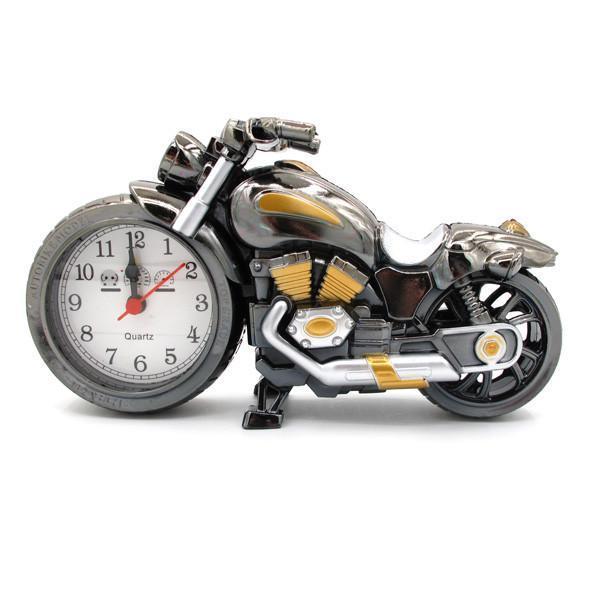 Motorbike Alarm Clock