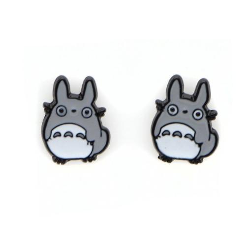 Totoro Earring Studs