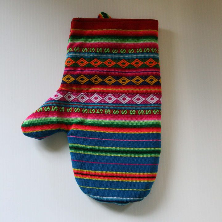oven mitt south american