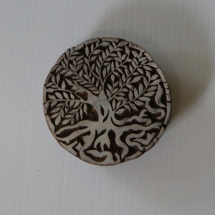 Tree of Life Wooden Stamp