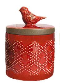 Red Bird Jar