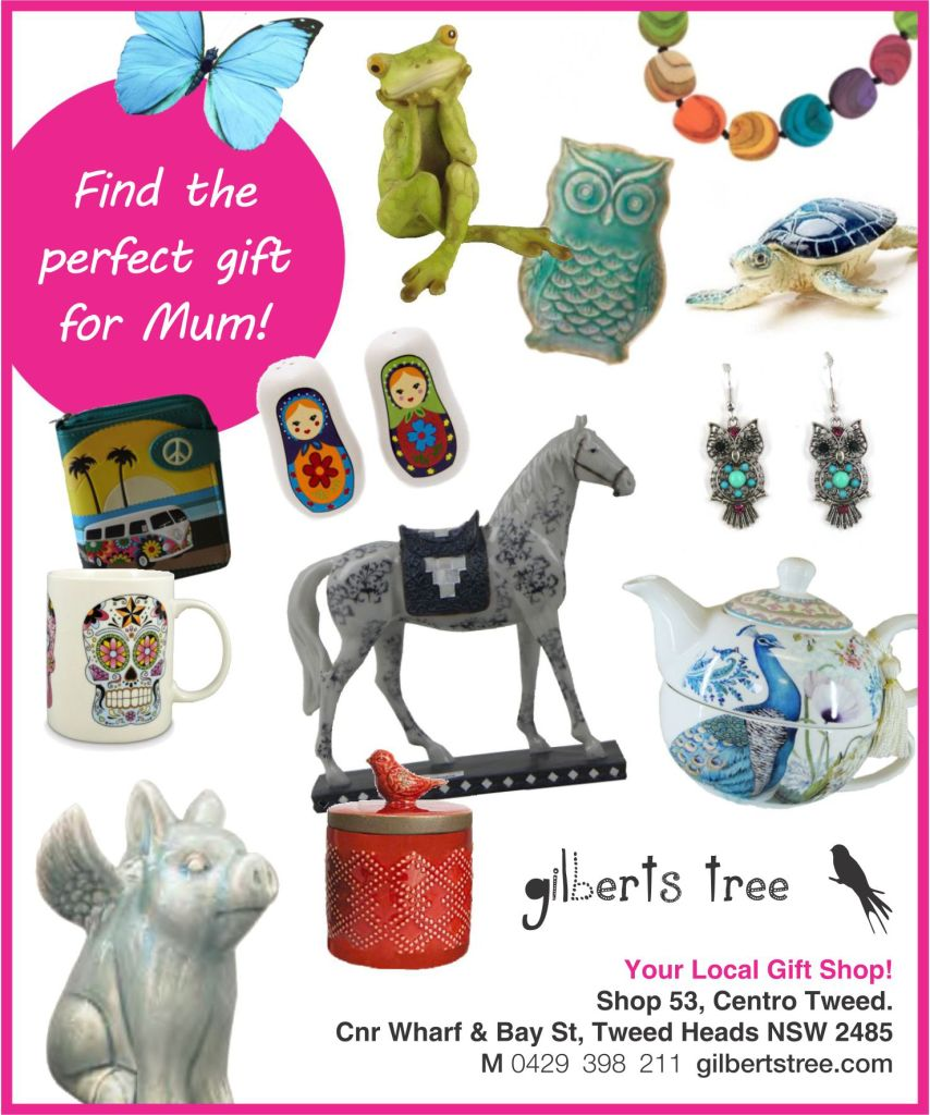 Morthers Day Gifts - Gilberts Tree