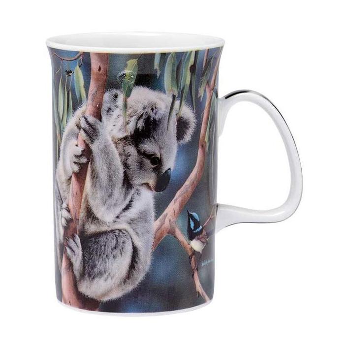 Australia Koala & Wren Mug Ashdene
