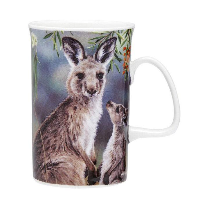 Kangaroo Mug - Ashdene