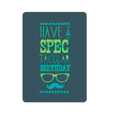 Have A Spectacular Birthday Card