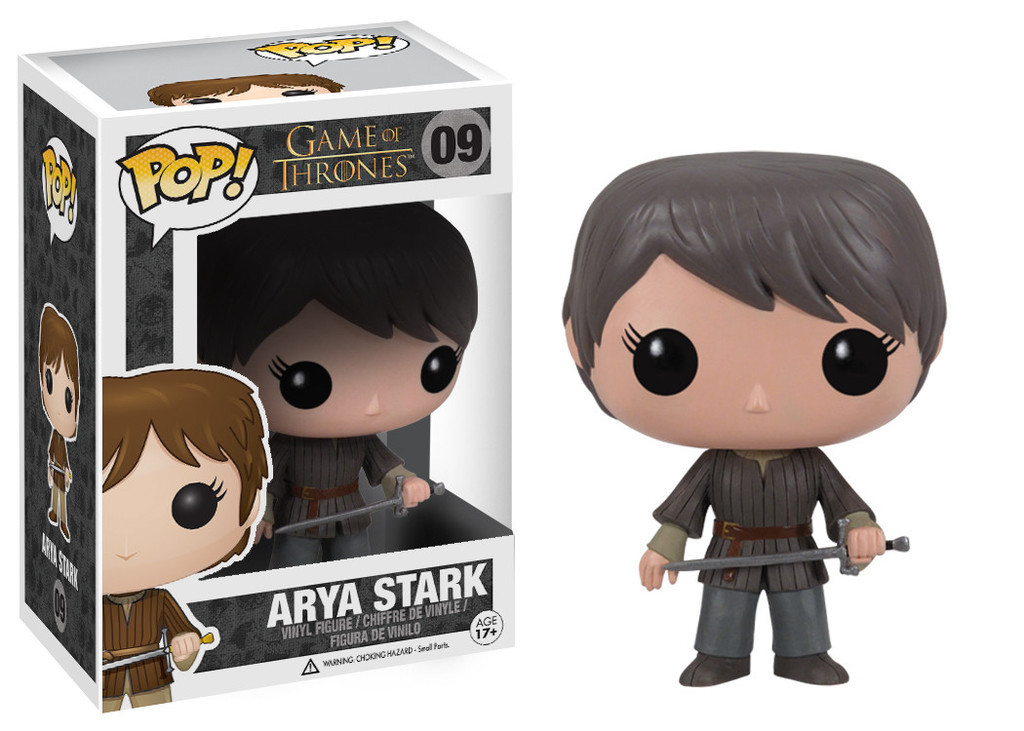 arya pop figure