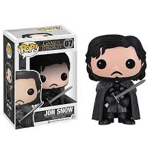 jon snow pop figure