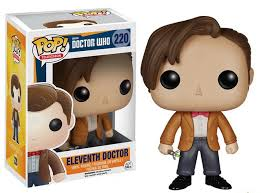 dr who pop figure