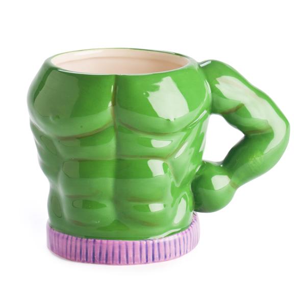 giant hulk style mug