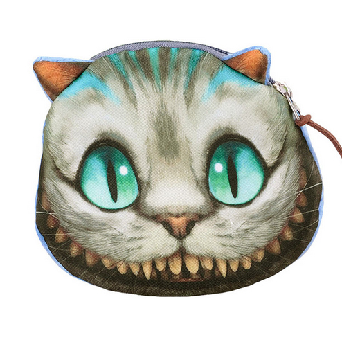 Alice Cat Purse
