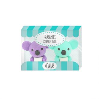 Koala Erasers