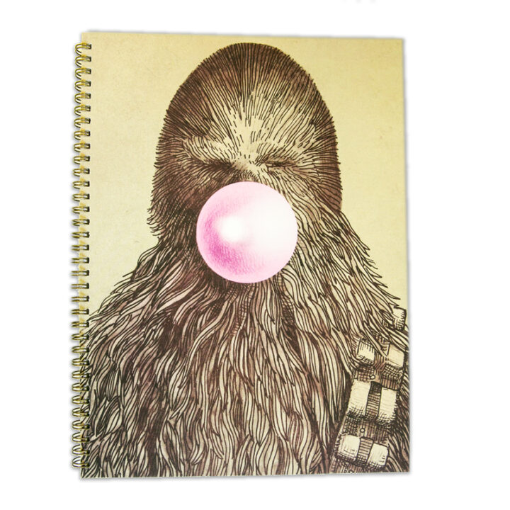 Big Chew A4 Notebook Jorunal