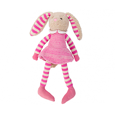 Pink Bunny Plush Toy