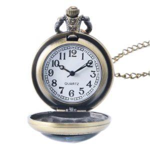 inside pocket watch
