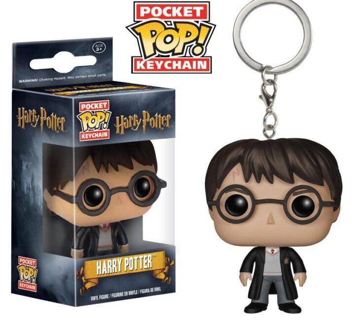 Harry Potter Key Chain Pop