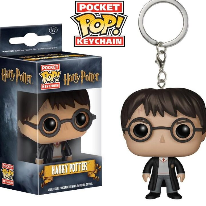 Harry Potter Key Chain Pop
