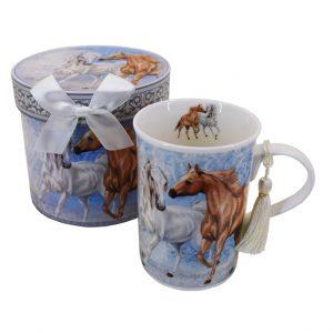 Horse Mug with Gift Box