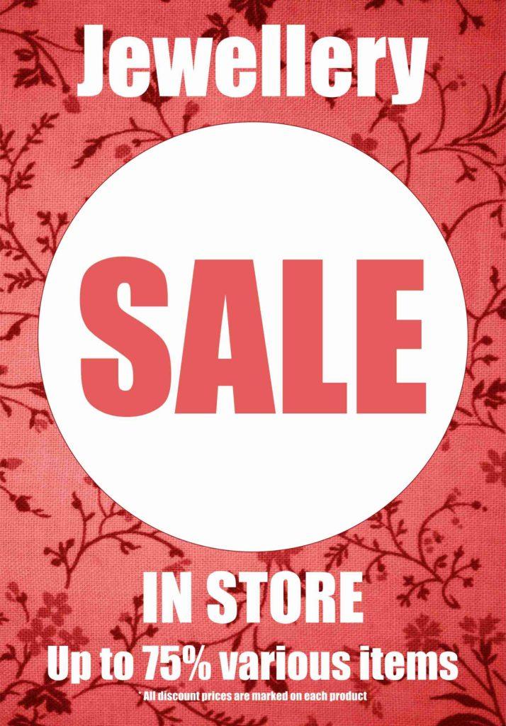jewellery sale