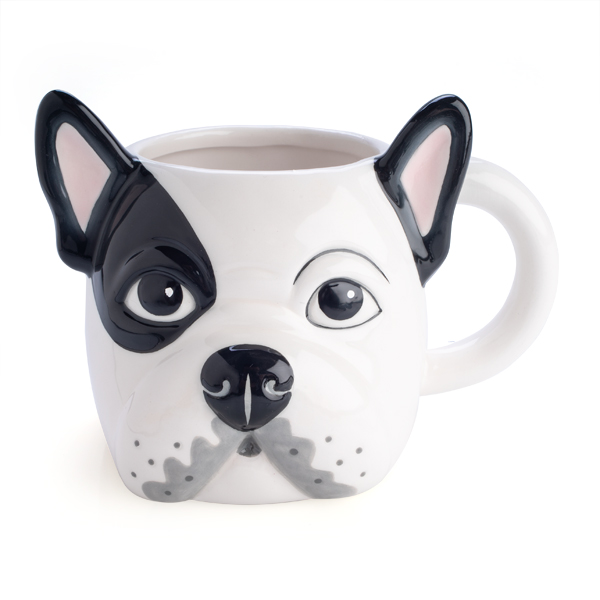French Bulldog Mug 3D