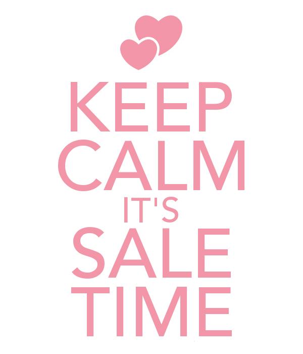 February Sale Time!