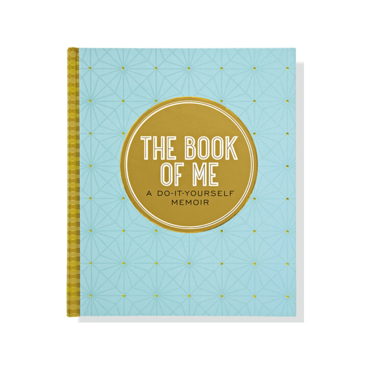 The Book of Me - A Do-It-Yourself Memoir