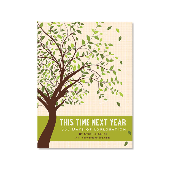This Time Next Year Interactive Journal