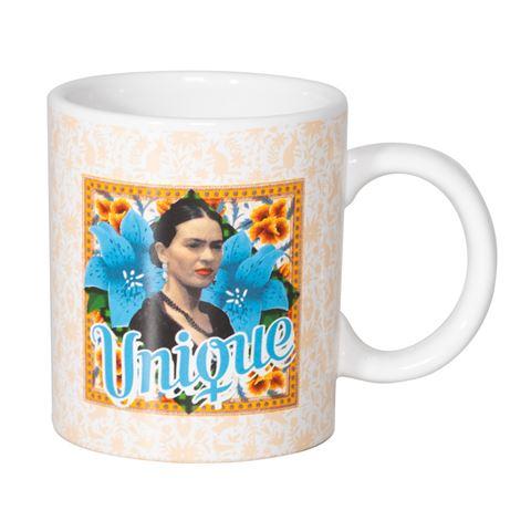 Frida Kahlo Mug Ceramic