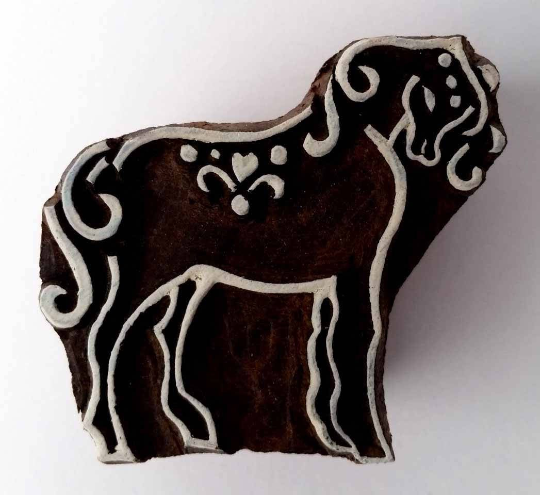 Horse Stamp - Craft Printing Stamp