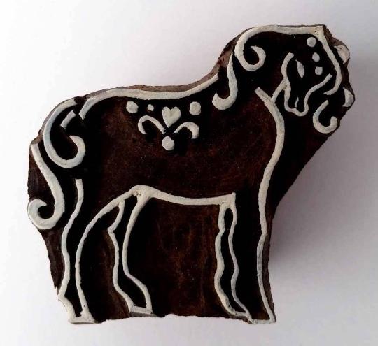 Horse Stamp - Craft Printing Stamp