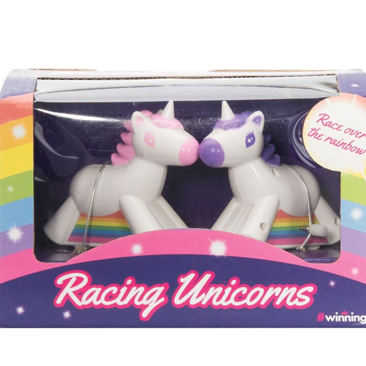 Racing Unicorns Wind Up