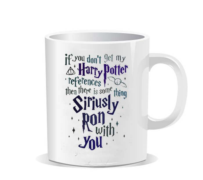 Harry Potter Quote Mug