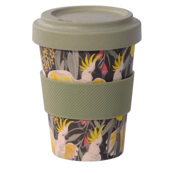 Cookatoo Keep Cup Travel Mug Bamboo