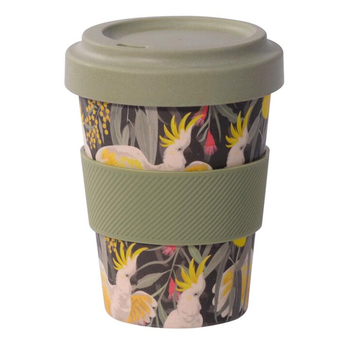 Cookatoo Keep Cup Travel Mug Bamboo