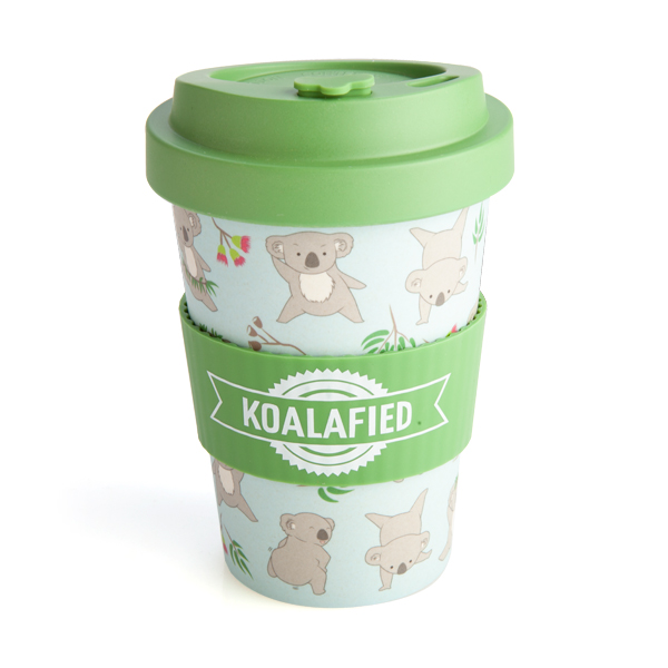 Koala Bamboo Keep Cup Travel Mug
